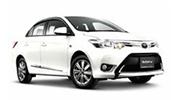 รถเช่าเชียงใหม่ Toyota All new Vios 2015