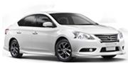 รถเช่าเชียงใหม่ Nissan Sylphy