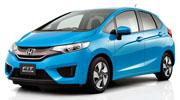 รถเช่าเชียงใหม่ Honda New Jazz 2014