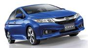 รถเช่าเชียงใหม่ Honda All new City 2015