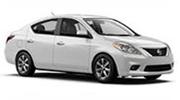รถเช่าเชียงใหม่ Nissan Almera 2014 (Auto)
