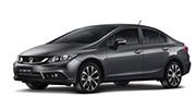 รถเช่าเชียงใหม่ Honda Civic 2015