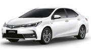 รถเช่าเชียงใหม่ Toyota All newAltis 2020