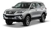 รถเช่าเชียงใหม่ Toyota Fortuner 2018